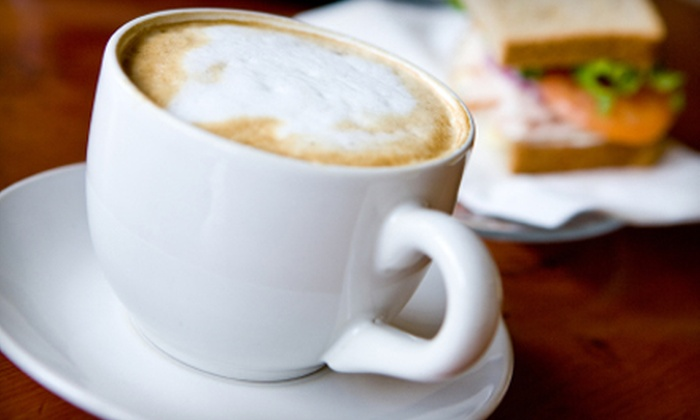 Java Train - Butler: $4 for $8 Worth of Coffee and Café Fare at The Java Train in Butler