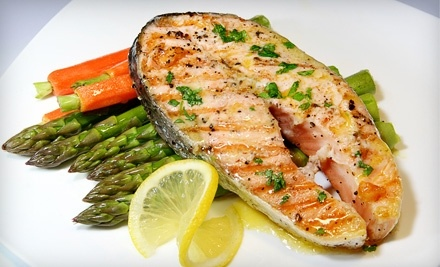 Dudley's Farmhouse Grille: $20 Groupon for Lunch - Dudley's Farmhouse Grille in Toano