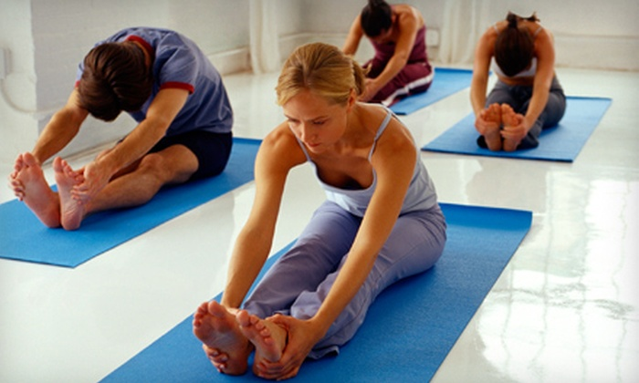 Weaverville Yoga - Weaverville: $20 for Five Yoga Classes at Weaverville Yoga (Up to $50 Value)
