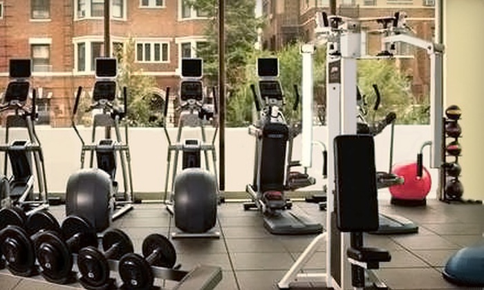 LivingWell Health Club - Washington: 30 Visits or Three 60-Minute Personal-Training Sessions at LivingWell Health Club (Up to 96% Off)