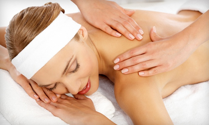 Anahata Massage Tx - Core: Massage or Bodywork at Anahata Massage Tx. Four Options Available.