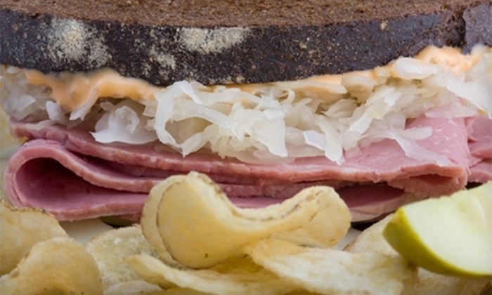 Kravitz Delicatessen - Multiple Locations: $5 for $10 Worth of Sandwiches, Bagels, and More at Kravitz Delicatessen