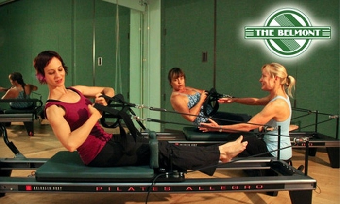 The Belmont Athletic Club - Belmont Shore: $59 for a 30-Day Membership and Two Personal-Training Sessions at The Belmont Athletic Club in Long Beach