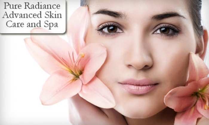 Pure Radiance Advanced Skin Care - Paradise Hills Civic: $25 for One-Hour Pure Radiance Signature Organic Facial at Pure Radiance Advanced Skin Care and Spa ($65 Value)