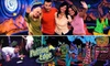 Putting Edge - Florida Center: $10 for 18 Holes of Glow-in-the-Dark Mini Golf for Two at Putting Edge (Up to $21 Value)