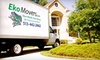 EkoMovers: $99 for $200 Worth of Moving Services from EkoMovers