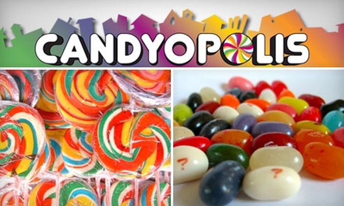 Candyopolis - Multiple Locations: $10 for $20 Worth of Candy, Confections, and More at Candyopolis