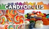 Candyopolis/National **DNR** - Multiple Locations: $10 for $20 Worth of Candy, Confections, and More at Candyopolis