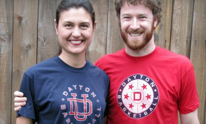 Billy Tees: $15 for $30 Worth of Classic College Apparel from Billy Tees
