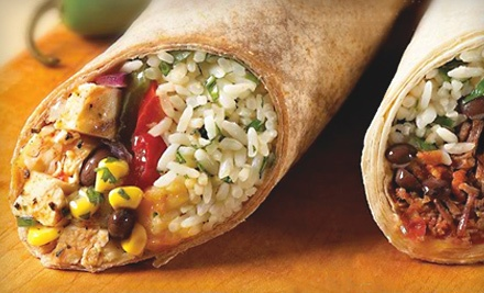 $20 Groupon to Mucho Burrito - Mucho Burrito in Vancouver