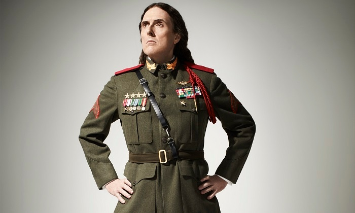 """""""Weird Al"""" Yankovic: The Mandatory World Tour - Murat Theatre at Old National Centre: """"Weird Al"""" Yankovic at Murat Theatre at Old National Centre on May 28 at 7:30 p.m. (Up to 52% Off)"""