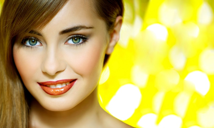 D.O.L.L. Beauty Ria's Salon and Spa - Ria's Salon and Spa: Permanent Makeup at D.O.L.L. Beauty Ria's Salon and Spa (Up to 67% Off). Four Options Available.
