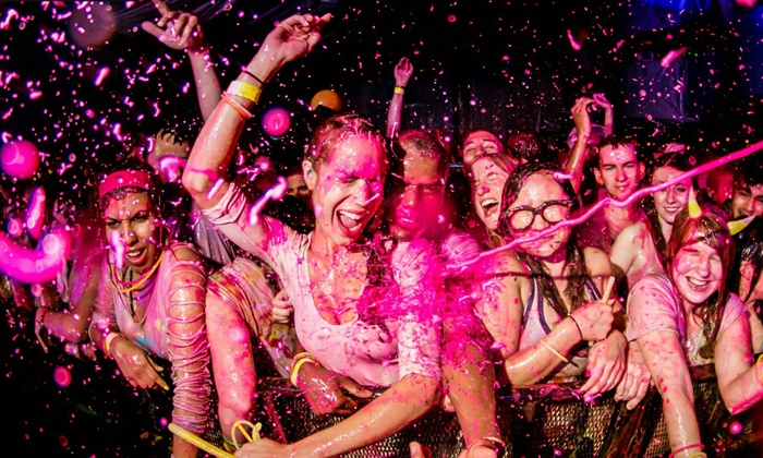 Life in Color - Cox Convention Center : Life In Color at Cox Convention Center Arena on Saturday, October 25, at 8 p.m. (Up to 27% Off)