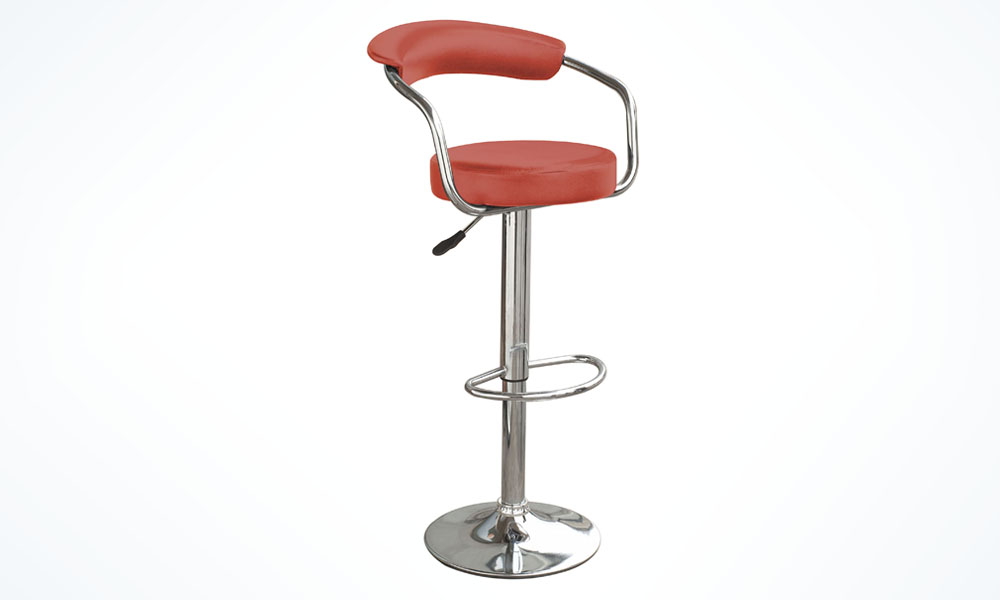 Two Bar Stools Groupon Goods