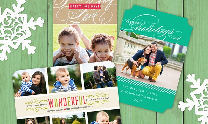 Personalized Cards: $15 for $40 Worth of Personalized Cards from SimplyToImpress.com