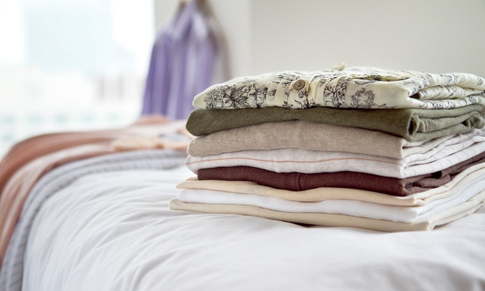 Wash Works - Stamford: $15 for Drop-Off Laundry Service for 30 Pounds of Laundry at Wash Works ($36 Value)