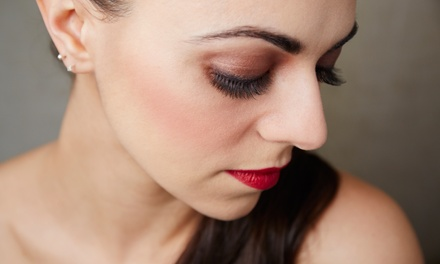 Mink Eyelash or Eyebrow Extensions at LYS Lash Bar & Spa (Up to 58% Off). Five Options Available