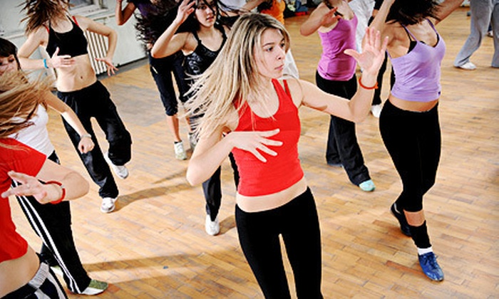 Line Dance Fever & Fitness - Multiple Locations: 10, 15, or 20 Fusion Dance Classes at Line Dance Fever & Fitness (68% Off)