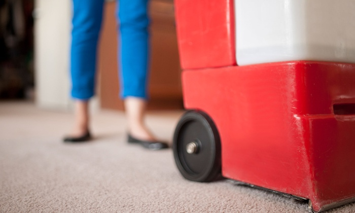 On The Spot Carpet Cleaning - Dallas: Two or Three Rooms of Carpet Cleaning from On The Spot Carpet Cleaning (Up to 70% Off)