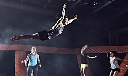 Two 60-Minute Jump Passes for Two at Sky Zone (Up to 50% Off). Two Options Available.