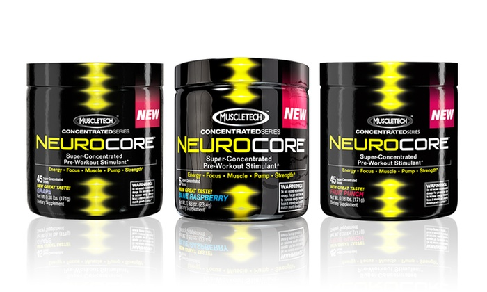 neurocore sales broschure