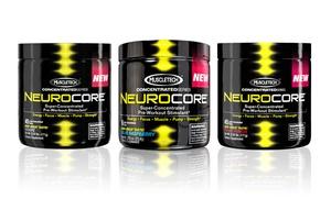 MuscleTech NeuroCore Preworkout Supplement