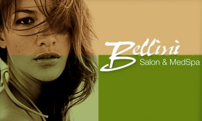 Bellini Salon and MedSpa  - Vienna: $50 for $100 Worth of Salon and Spa Services at Bellini Salon & MedSpa