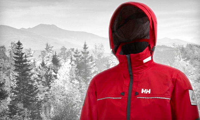Helly Hansen - Newport: $25 for $50 Worth of Outdoor Apparel from Helly Hansen in Newport