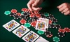 Encore Club - Portland: Two-Hour Texas Hold'em Class or Club Night for Two with Four Drinks at Encore Club (Up to 67% Off)