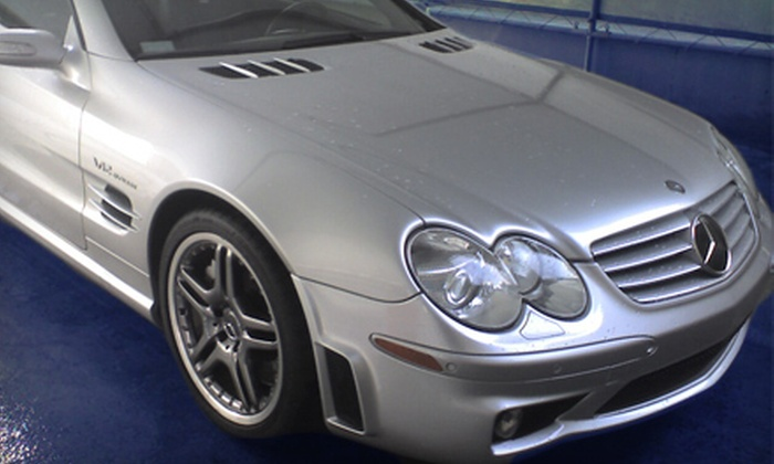 Detail Systems - Loma Portal: Full Mobile Detail Package for Car or SUV or Truck from Detail Systems (Up to 60% Off)