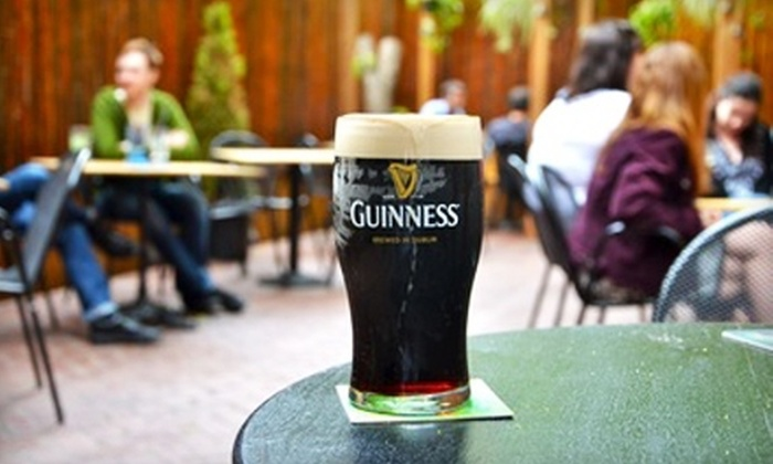 Molly Blooms - Sunnyside: $10 for $25 Worth of Pub Fare and Pours at Molly Blooms in Sunnyside