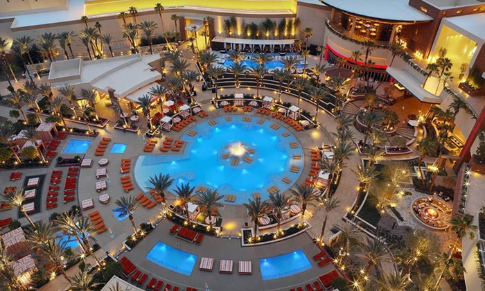Red Rock Casino Resort Spa - Las Vegas, NV: Two-Night Stay for Up to Four with Breakfast and Dining Credit at Red Rock Casino Resort Spa in Las Vegas