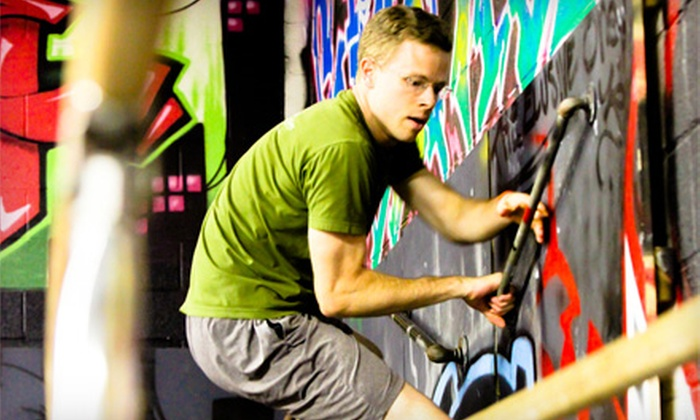 Urban Evolution - Alexandria: One-Month Membership or 10-Visit Day Pass for Fitness Classes at Urban Evolution (Up to 75% Off)