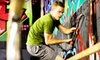 Urban Evolution - Landmark - Van Dorn: One-Month Membership or 10-Visit Day Pass for Fitness Classes at Urban Evolution (Up to 75% Off)