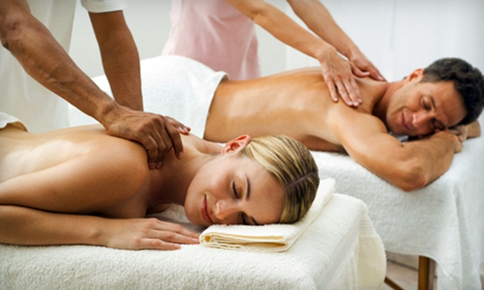 Amber Door Spa - Oakville: Swedish Massage for One or Two or Reflexology Treatment at Amber Door Spa in Oakville