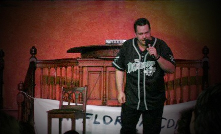 Florida Comedy Club Show at The Playwright Irish Pub on Thursdays at 9PM: General Admission for One - Florida Comedy Club Show in Hallandale Beach
