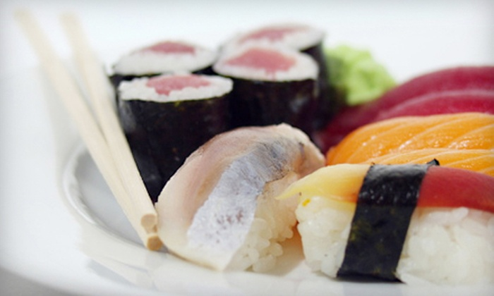 Katakana Sushi Bar - Logan Square: $20 for $40 Worth of Authentic Japanese Cuisine at Katakana Sushi Bar