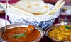 Up to 51% Off Indian Fare at Kinara Lounge in Milpitas