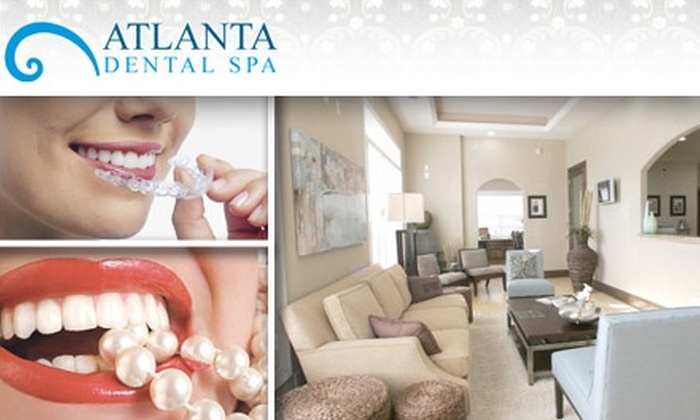 Atlanta Dental Spa - Multiple Locations: $89 for One of Four General or Cosmetic Treatments from Atlanta Dental Spa (Up to $686 Value)