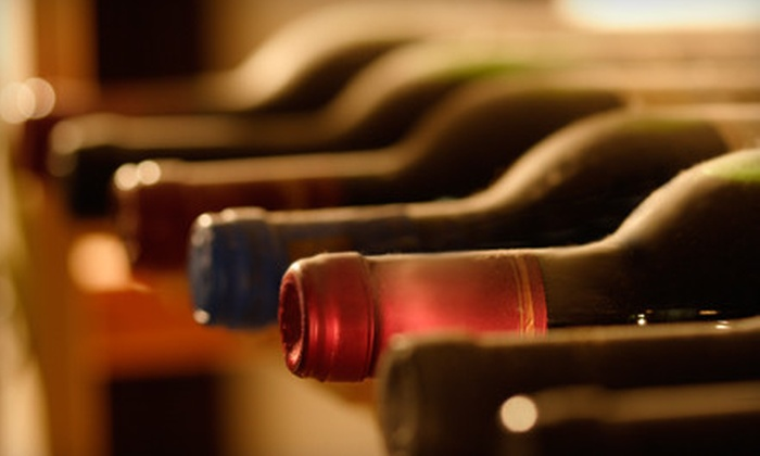 Sal's Beverage World - Multiple Locations: $45 for Wine Basket with Six Wine Bottles at Sal's Beverage World in Elmhurst, Rolling Meadows, or Addison ($90.94 Value)