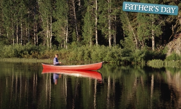 Suwannee Guides - Manatee Road: $10 for a Half-Day Kayak or Canoe Rental from Suwannee Guides ($20 Value)