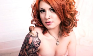 Derm F/X Tattoo: 50% Off  $100 Worth of Tattoo Work at Derm F/X Tattoo