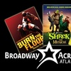 54% Off a Theater Ticket Package