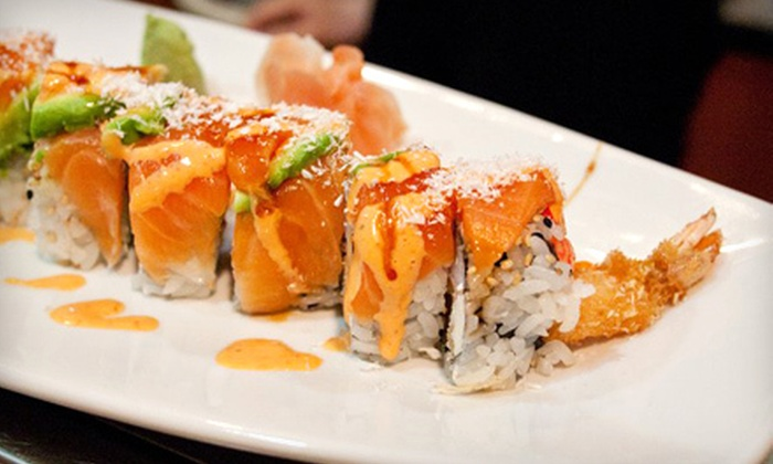 Sakura Sushi House - Strongsville: Japanese Fare for Dinner or Lunch at Sakura Sushi House in Strongsville (Half Off)