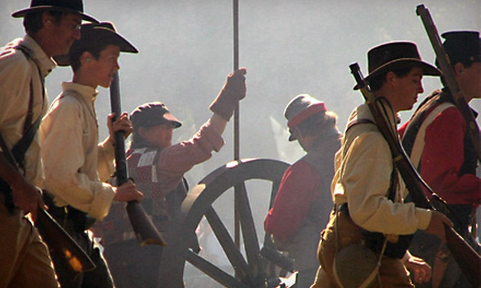 Fresno Historical Society - Fresno: $10 for Admission for Two to Civil War Revisited from the Fresno Historical Society ($20 Value)