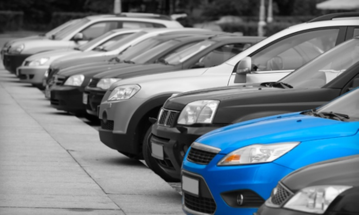 SwiftPark - Irving: $8 for Two Days of Airport Parking at SwiftPark in Irving ($19 Value)