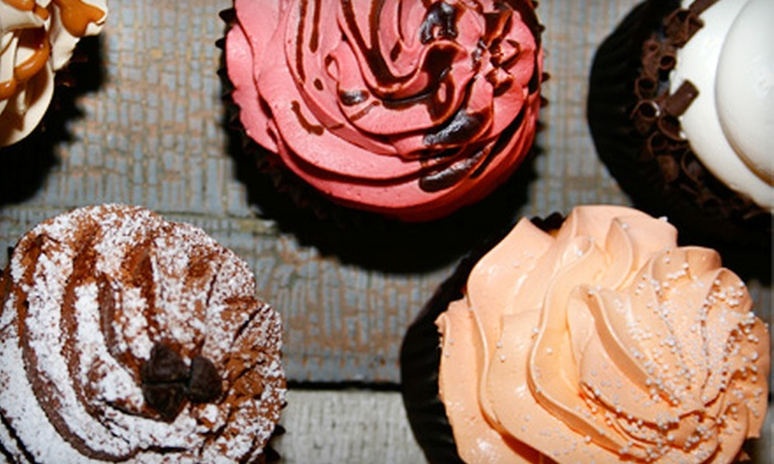 Naticakes - Historic South Hill: $9 for One Dozen Mini Cupcakes at Naticakes ($18 Value)