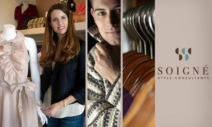 Soigne Consultants - Austin: $74 for Two Hours of Style Services from Soigne Consultants (Up to $150 Value)