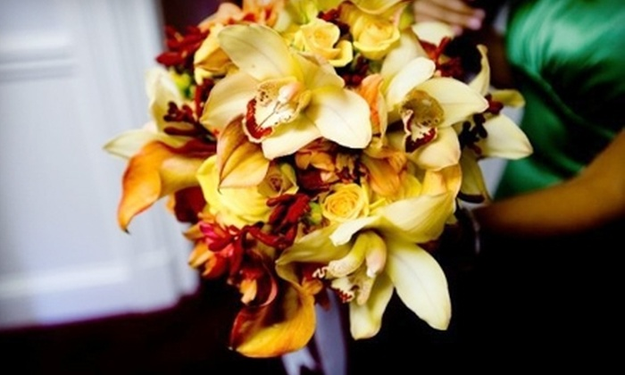 The Bloom Closet - Evans: $25 for $50 Worth of Flowers and More at The Bloom Closet