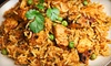 Mayuri Indian Restaurant - Temple Terrace: Food and Drinks for Two or Four at Mayuri Indian Restaurant (Up to 52% Off)
